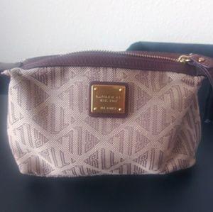 Ralph Lauren Wristlet or Cosmetic Bag